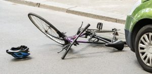 Bicycle Accident In Jericho, NY