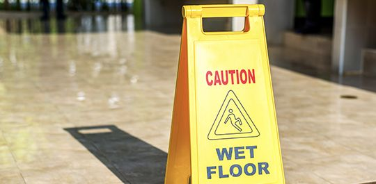 Slip and Fall Accident & Injury Lawyer in Westbury